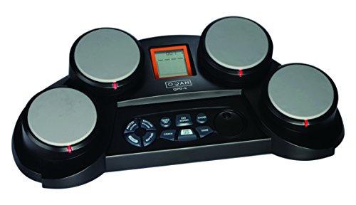 Oqan - Batería electrónica de sobremesa qpd-4 compact drum