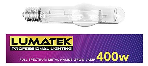 Lumatek Metallhalogenlampe MH 400 Watt