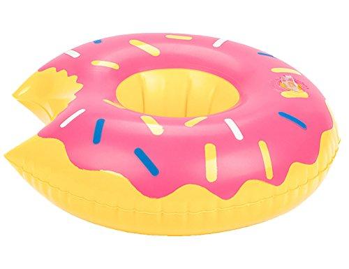 THEE Posavasos Inflable Flotador para Piscina o Playa