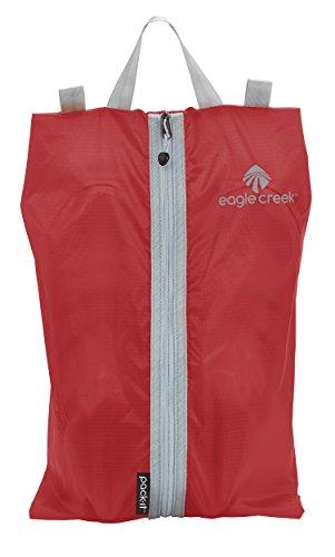 Eagle Creek Schuhtasche Pack-It Specter™ Shoe Sac Organizador para maletas 41 centimeters 1 Rojo (Volcano Red)