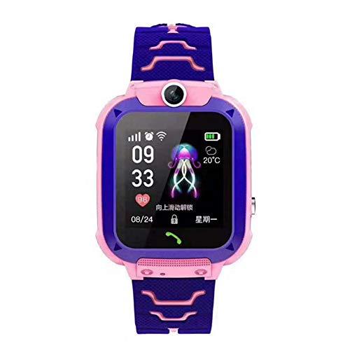 Winnes Reloj Inteligente para Niños,Kids Smartwatch con Cámara,Reloj Inteligente con Llamada bidireccional,Llamada SOS,Regalo para...