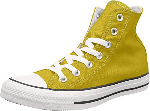 Botines amarillos Converse All Star
