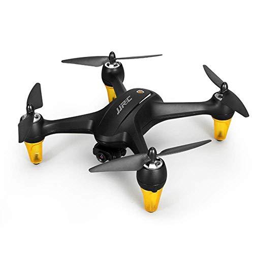 LIANYANG Drone Remote Control Aircraft 1080 2.4G Brushless Entry Level GPS Trasmissione della mappa HD ad altezza fissa Drone aereo a quattro assi Modalità senza testa Trasmissione in tempo reale Moda