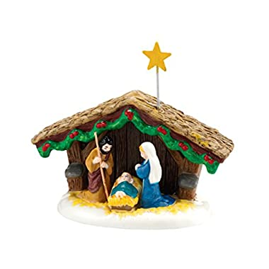 Department 56 Snow Village Nativity Accessory Figurine, 1.57 inch