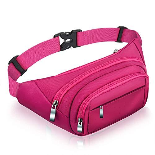 Damen Taschen Herren Taschen, Taschen zum Laufen und Wandern, wasserdicht, große Kapazität, Outdoor-Sporttaschen, Wandertaschen