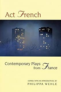 contemporary french plays