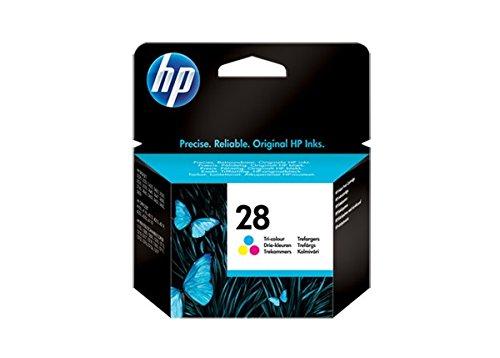 HP 28–Dreifarbige Inkjet Tintenpatrone (C8728AE)