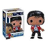 Funko Pop Rock : Michael Jackson (Beat It) 3.9inch Vinyl Gift for Boys Music Fans SuperCollection