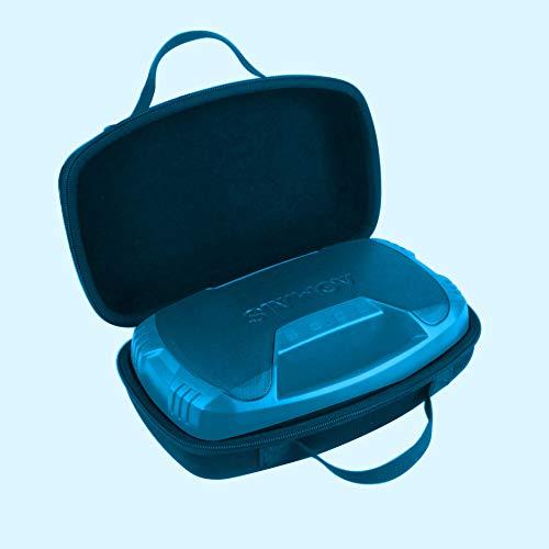 Difícil Eva Viajar Caso para COMISO Ture Wireless Estereo 12W Subwoofer Inalambrico Portatil Altavoz Bluetooth por Hermitshell