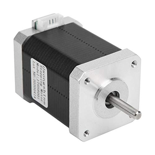3D-Druckerzubehör 17HS6001 Schrittmotor Elektrowerkzeugzubehör Großes Torsions-4-adriges Elektrowerkzeug für Schneidemaschinen für Perlenmaschinen