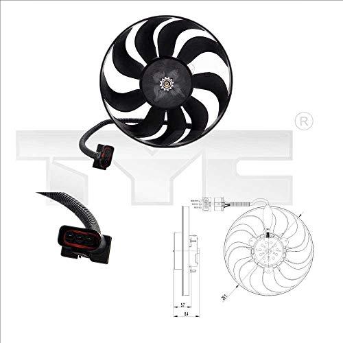 Ventilateur, refroidissement du moteur A3 (09/1996-05/2003)