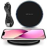UC-Express QI Station de chargement sans fil compatible avec Apple iPhone 13 / Mini Chargeur sans...