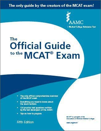 Mcat – the official guide to the mcat® exam, fifth edition