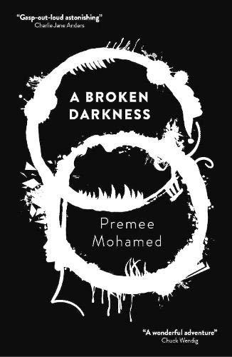 A Broken Darkness cover art