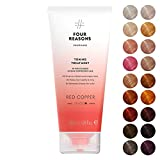 Four Reasons Color Mask - Red Copper - (19 Colors) Toning Treatment,...