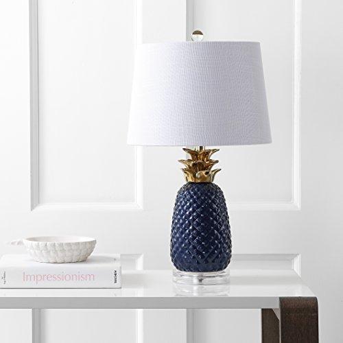 "JONATHAN Y JYL4019A Pineapple 23"" Ceramic LED Table Lamp"
