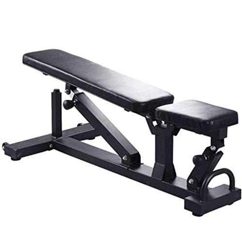 Mancuerna Bench Fitness Silling Sit-Ups Equipo de Fitness Hogar Multifuncional Mancuerna Magmberg Fitness Silla Adulto Pérdida de Peso Fitness Equipo de Entrenamiento