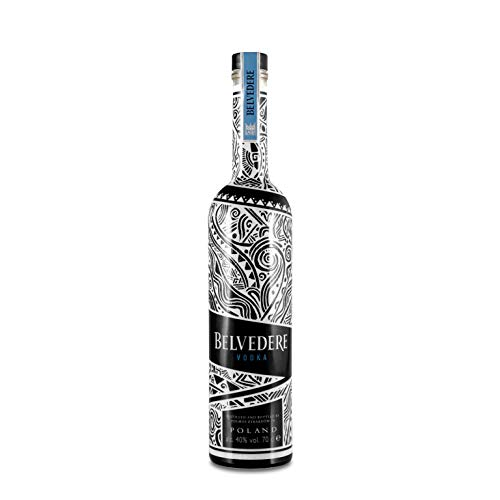 Belvedere Vodka Product RED by laolu 0,7l 40% Vol. Charity Flasche
