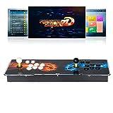 TAPDRA 4018 en 1 Pandora Consola de Juegos 3D Arcade Kit de Bricolaje Completo Mercado de Juegos WiFi Incorporado más de 10000 Juegos descargable, Compatible con 4 Jugadores