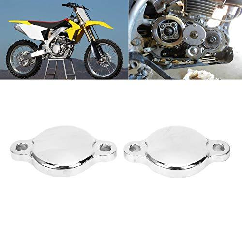Cubierta de válvula, larga vida útil Cubierta de válvula de motocicleta Resistencia a la oxidación para motores horizontales Lifan 125140 150Cc para reemplazo