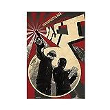 Artoffullsail Daft Punk Poster Leinwand Poster Schlafzimmer