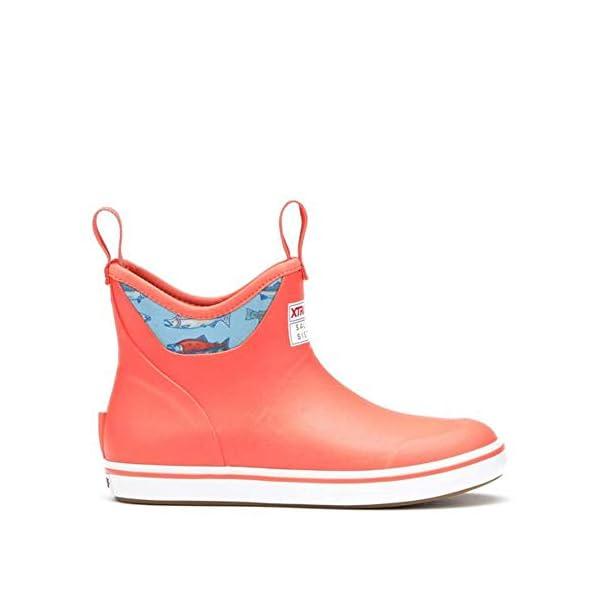 Salmon Sisters x XTRATUF Fish Friends 6″ Deck Boot