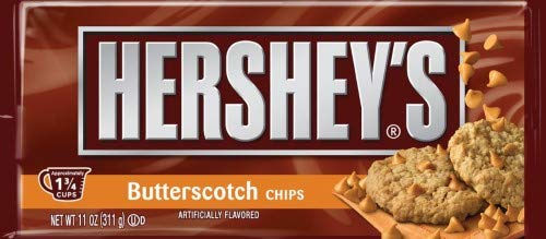 HERSHEY'S Large-scale sale Today's only Butterscotch Chips of Pack 2