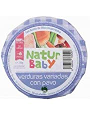 Verduras Variadas Con Pavo Naturbaby Tarrina 230 G