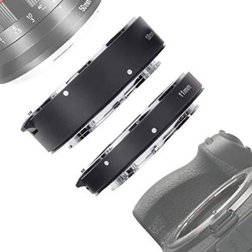 VBESTLIFE Meike MK-Z-AF1 Tubo prolunga Macro Obiettivo, Anello Adattatore 11mm + 18mm per Nikon Z Mount Z6 Z7 Fotocamera