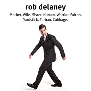 Rob Delaney cover art