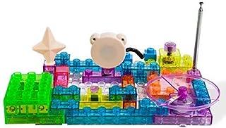 مجموعة معدات الدوائر الإلكترونية للبناء من شركة ديمبل ليكتريكس ساينس التي تضيء وتصدر صوتًا، ألعاب مركز التعلم المبتكر DIY ...