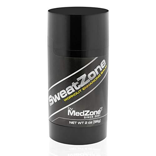 SweatZone Sweat Waist Trimmer Gel - Sweat Gel Slimming Cream - Sweat Stick for Women and Men 2 oz