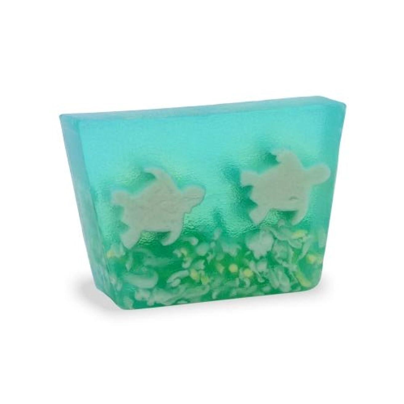 摩擦レンド水分プライモールエレメンツ アロマティック ミニソープ シータートルズ 80g 植物性 ナチュラル 石鹸 無添加