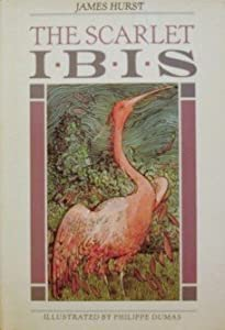Help me write a literature essay! the story: The Scarlet Ibis by James Hurst?