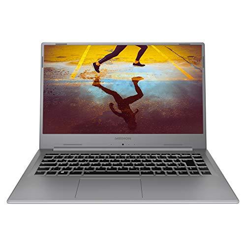 MEDION S15450 39,6 cm (15,6 Zoll) Full HD Notebook (Intel Core i5-1135G7 Prozessor, 8 GB DDR4 RAM, 512 GB M.2 PCIe SSD, Intel Iris Xe Grafik, HD Webcam, Win 10 Home)