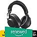 Jabra Elite 85h Wireless Noise-Canceling Headphones, Titanium Black – Over Ear Bluetooth Headphones Rain and Water Resistant (Renewed)