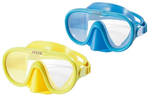 Intex 55913 Sea Scan Swim Mask, Assorted Color