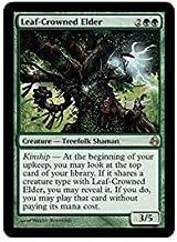 Magic The Gathering - Leaf-Crowned Elder - Morningtide by
