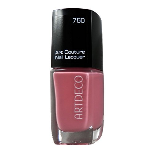 Artdeco Art Couture Nail Lacquer, Nagellack, 760, field rose, 1er Pack (1 x 10 ml)