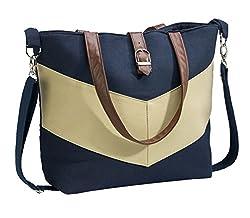 2. Urban Mom Stylish Diaper Bag