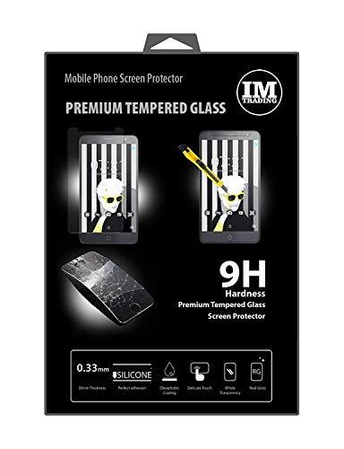 Cristal protector para Alcatel Pop 4+ (5056d) Premium Protector de pantalla tanque Cristal Vidrio Templado Pantalla @ Energmix®