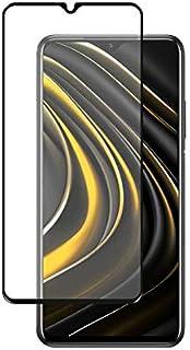 واقي شاشة لهاتف شاومي بوكو ام 3 من يوكينغ، غشاء اتش دي مضاد للانفجار من الزجاج المقسى 2.5 دي بلاصق لكامل الشاشة
