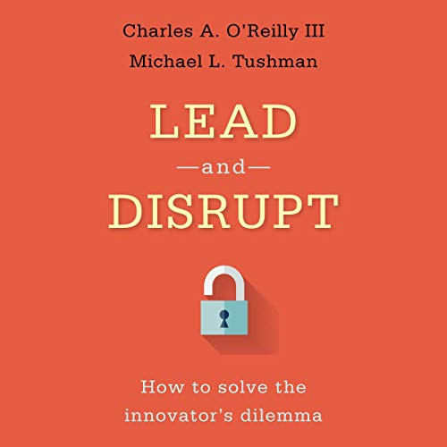 Couverture de Lead and Disrupt
