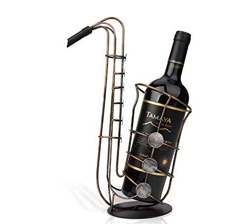Portabebés de metal para instrumentos musicales con soporte independiente para instrumentos musicales, para amigos amantes de la música