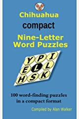 Chihuahua Compact Nine-Letter Word Puzzles Paperback