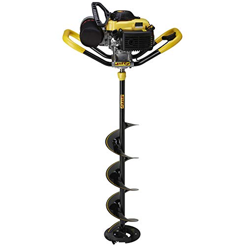 """jiffy 46X-Treme Ice Auger with 10"""" Stealth STX Drill Assembly"""