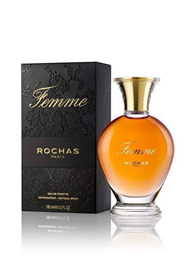 Rochas - Eau de toilette femme 100 ml