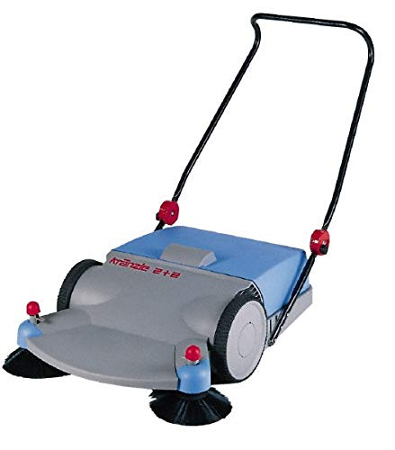 Purchase KranzleUSA Sweeper 2+2 Push Sweeper, 31-1/2 Cleaning Width