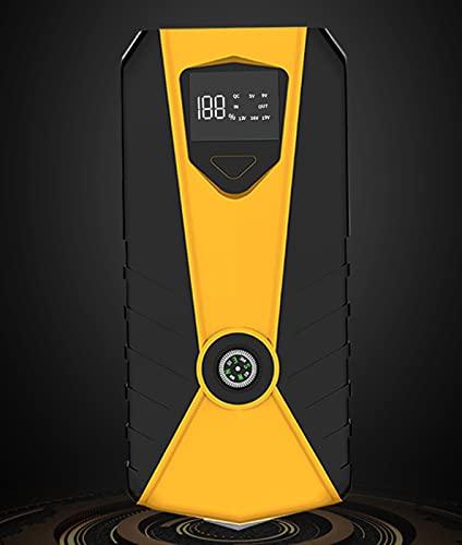 Cargador de batería de automóvil de arrancador de arrancador de salto de automóvil, Banco de energía de emergencia de suministro de automóviles de automóviles de aut
