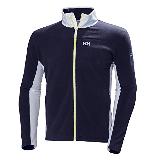 Helly Hansen Herren Coastal Fleece Jacket Fleecejacke, Navy, 2XL